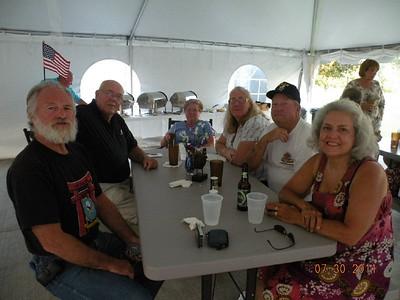 MCB-74 Mini Reunion-Danville NY  August 2011