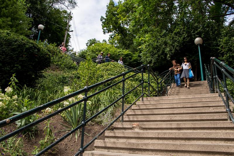 The Baldwin Steps