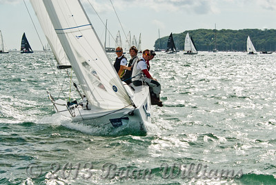 Cowes Week 2013 Day 02