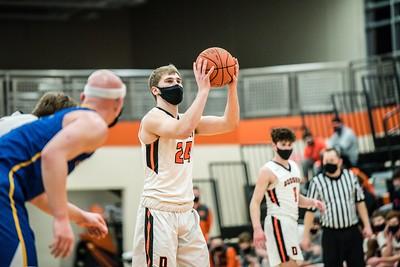 Lancaster @ DodgevilleBoys Basketball 2-6-21