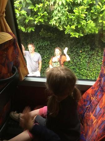 Schoolreis de kloek