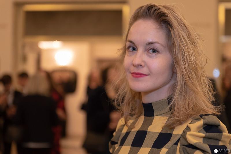 Valery Tscheplanowa - Nestroy Verleihung 2018