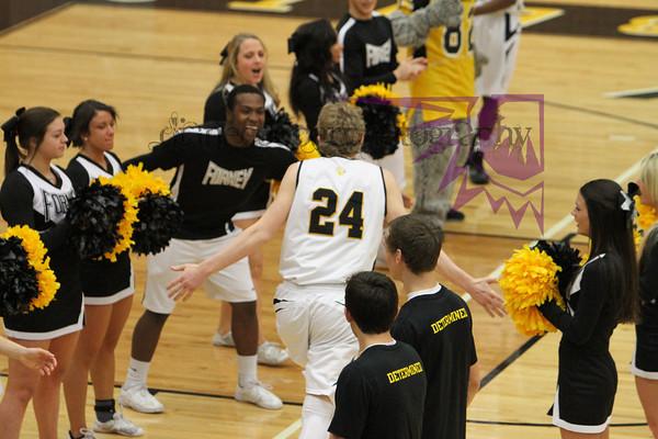 Forney High School Basketball 2014