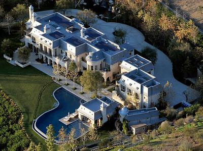 Celebrity Homes 🏘
