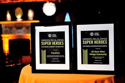 USGBC - Super Hero Awards - 2013