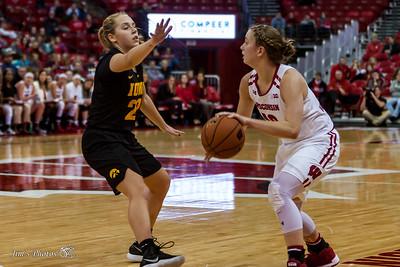 UW Sports - Women's Basketball - Dec 28, 2017