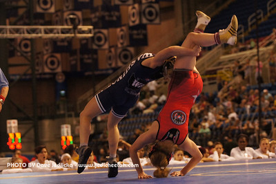 2011 Fargo Day 5 Cadet Freestyle Women Duals