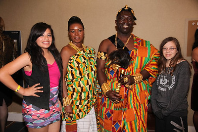 2012 African Family Induction Ceremony - GHANA