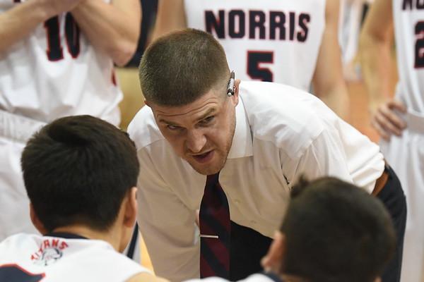 Varsity Boys Basketball vs Nebraska City