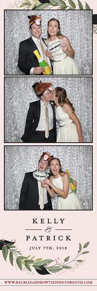 Kelly & Patrick Wedding