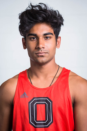 2019 Track & Field Headshots