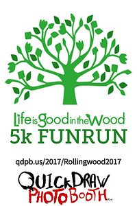 Life is Good in the Wood 5K