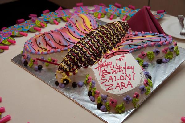 Saloni Zara's Birthday Party at Mirage