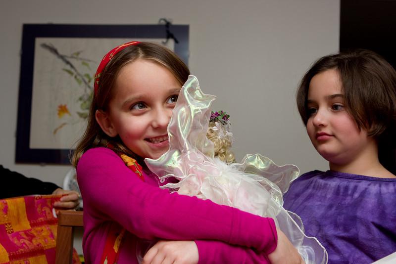 Arayana and Yelena.