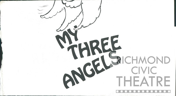1976-1977 - My Three Angels