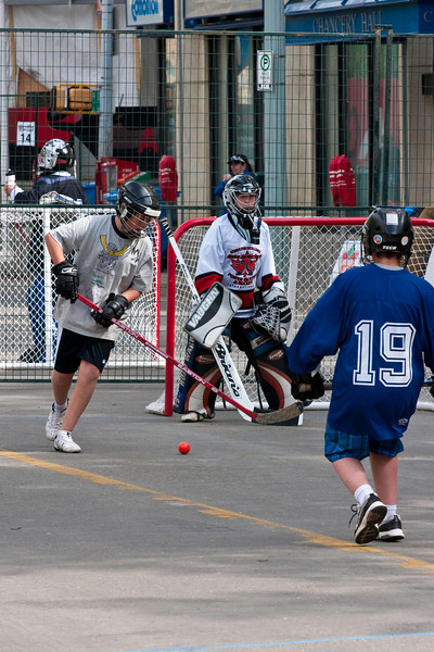 Street Hockey June 2009