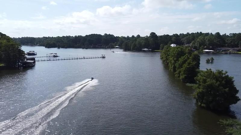 Lake Blackshear July 4th