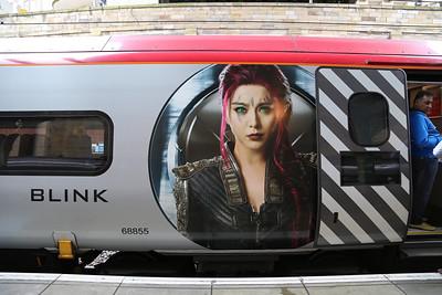 390155 X-Men to Edinburgh