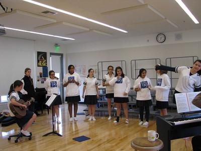 Upper School Vocal Ensemble