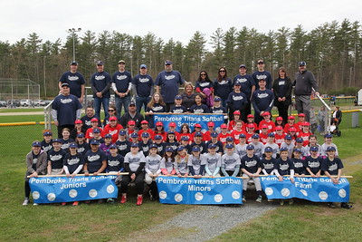 Pembroke Youth Baseball - 2019