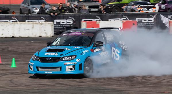 Fueltopia Barrel Sprint 2016 Round 2