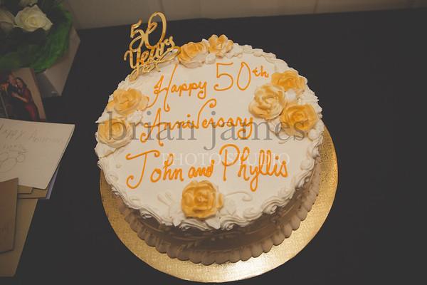 McHale 50th Wedding Anniversary