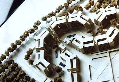 Master Plan for New Government Offices, Nicosia, Cyprus - 1973