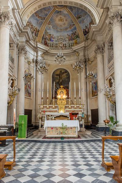 Local Parish , Montepulciano , Tuscany