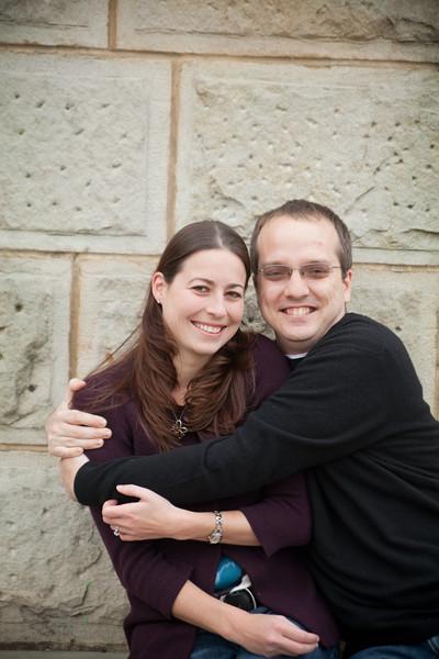 Jennifer and Matt