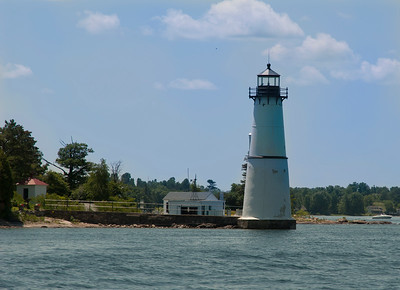 Lighthouses on the St. Lawrence