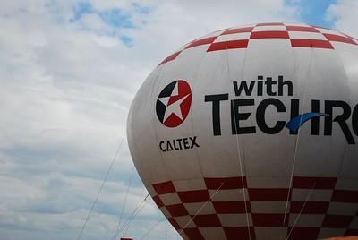 hot air balloon festival feb2011