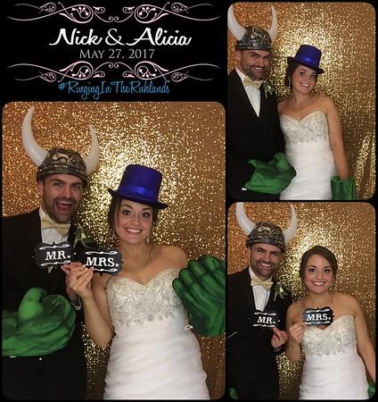 Nick & Alicia