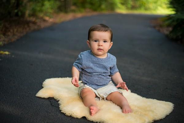 Wyatt 9 Months
