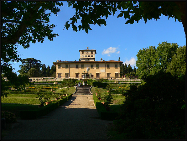 Villa Petraia a Castello