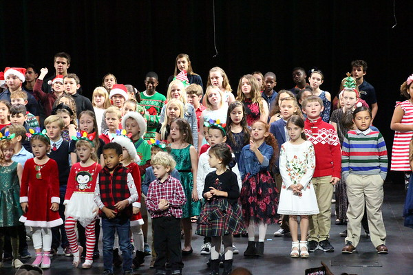 Winter Holiday Performance 2019