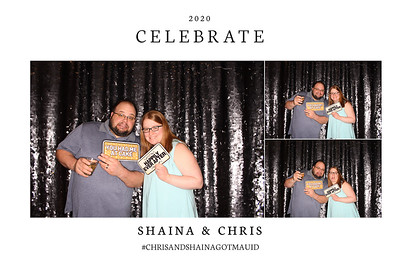 Shaina and Chris(photo strips)