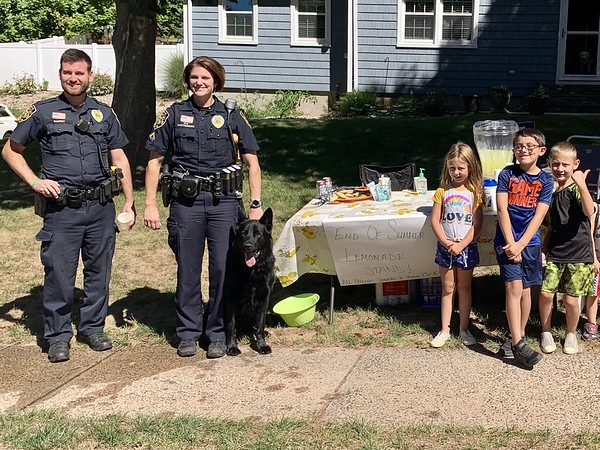 End of Summer Lemonade Stand 2