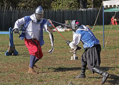 Queen's Champion Rapier Tourney