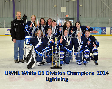 White D3 Championship - Freeze vs Lightning