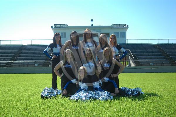 2013 Livingston Academy Dance Team