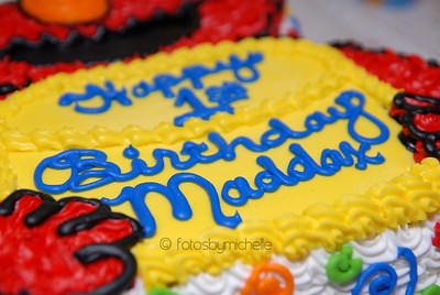 Maddax 1st Birthday