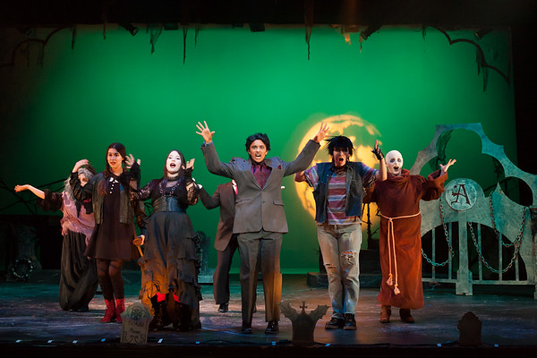 Winter Musical - The Addams Family