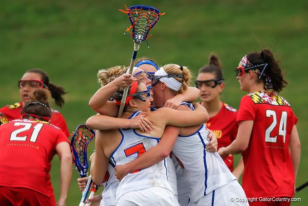 Gallery - Florida Gators Womens Lacrosse vs Maryland Terrapins  3-19-2016