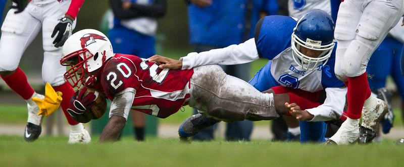 Liggett Football, 9-30-11