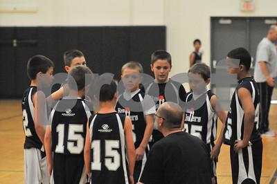 East Bay Bulldogs 4th Grade vs Reno Ballers @ 2012 Reno - 27 May 2012