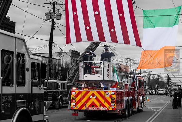 Mineola St. Patrick's Day Parade 03/04/2018