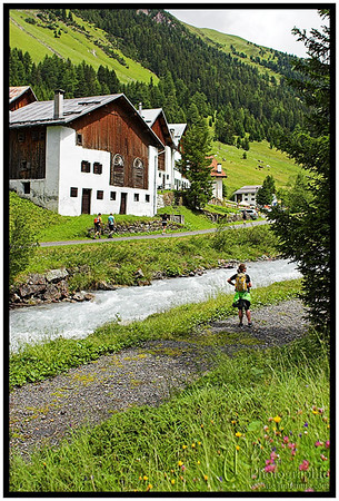 Hike with Swiss Alpine Marathon