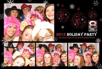 KTUL News Channel 8 Holiday Party