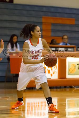 Boone Girls JV Basketball #12 - 2013