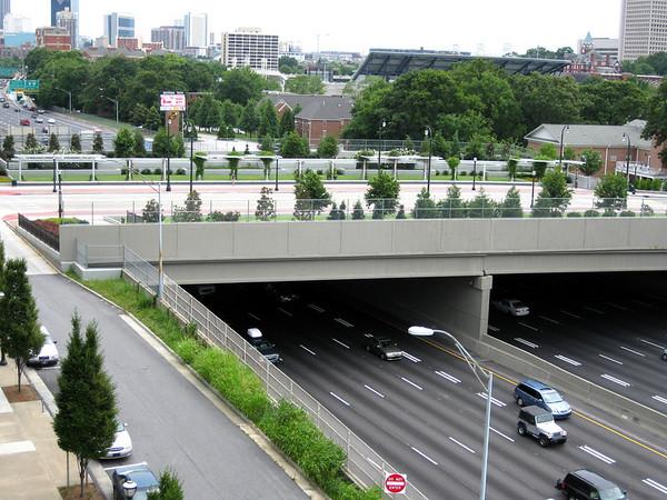 Fifth Street Bridge <br/> Atlanta, GA